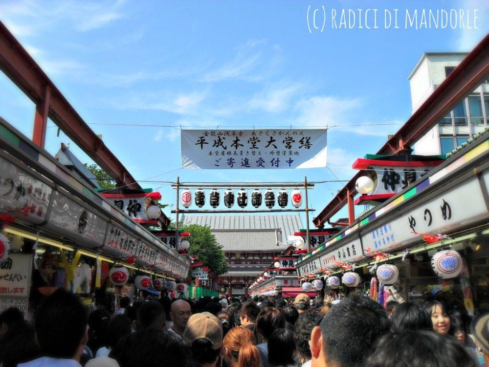 Sanja Festival a Tokyo