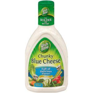 Blue cheese cibi americani