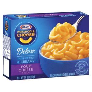 Macaroni and cheese cibi americani