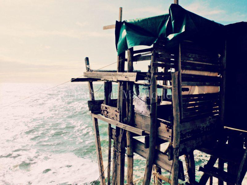 I bellissimi trabucchi fra cielo e mare – Racconti dalla Puglia