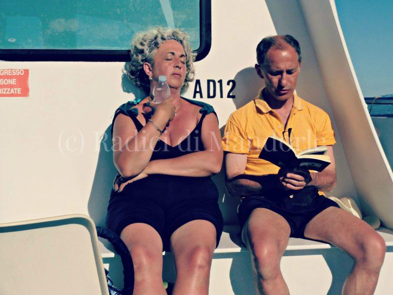 La traversata dalle Isole Tremiti ascoltando una coppia innamorata – Racconti dalla Puglia