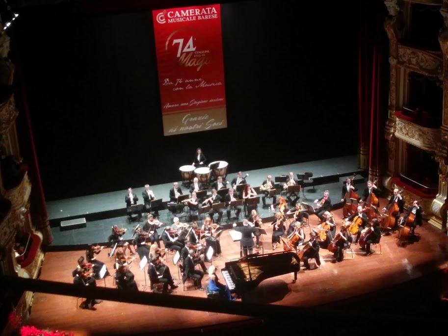Teatro Petruzzelli - Spettacolo Kiev Radio Symphony Orchestra