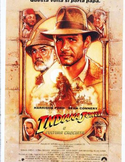 INDIANA JONES (Steven Spielberg)