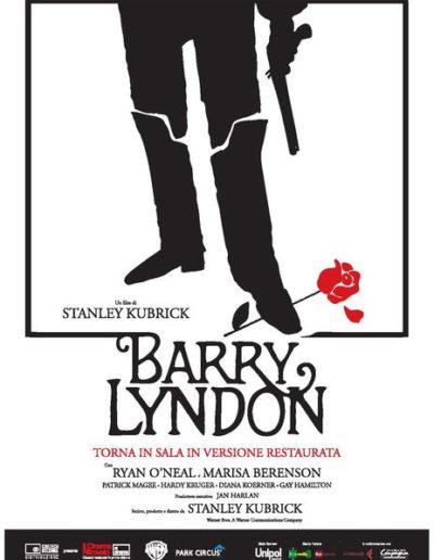 BARRY LYNDON (Stanley Kubrick)