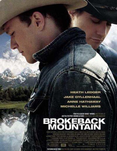 BROKEBACK MOUNTAIN (Ang Lee)