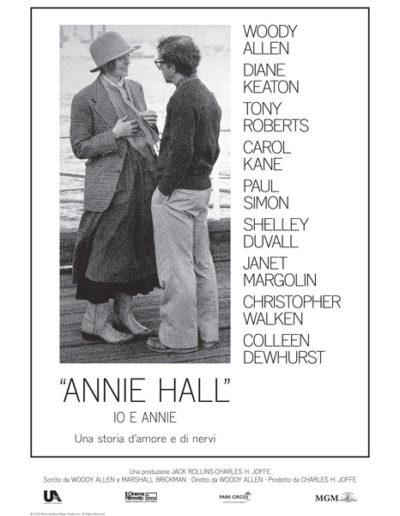 IO E ANNIE (Woody Allen)