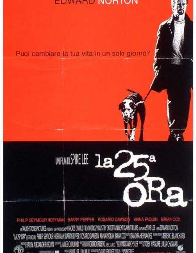 LA 25^ ORA (Spike Lee)
