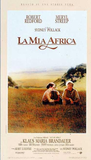 LA MIA AFRICA (Sydey Pollack)