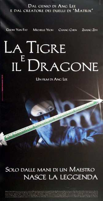 LA TIGRE E IL DRAGONE (Ang Lee)