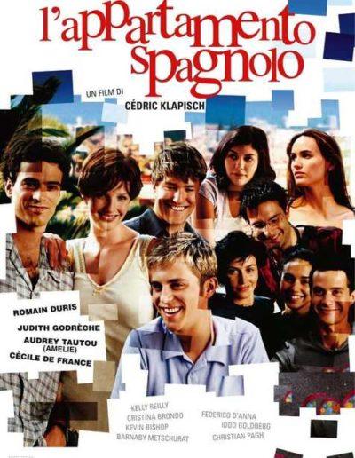 L'APPARTAMENTO SPAGNOLO (Cédric Klapisch)