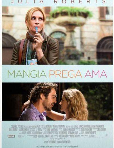 MANGIA PREGA AMA (Ryan Murphy)