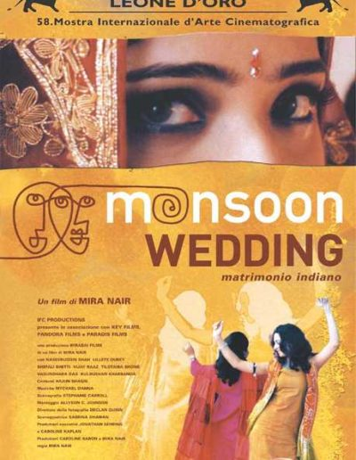 MONSOON WEDDING (Mira Nair)
