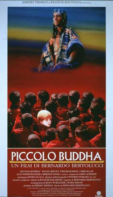 PICCOLO BUDDHA (Bernando Bertolucci)