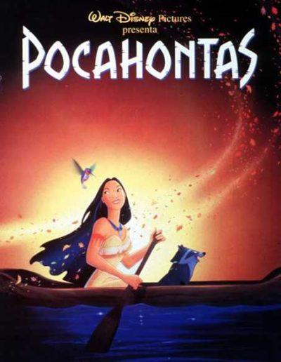 POCAHONTAS (Eric Goldberg, Mike Gabriel)