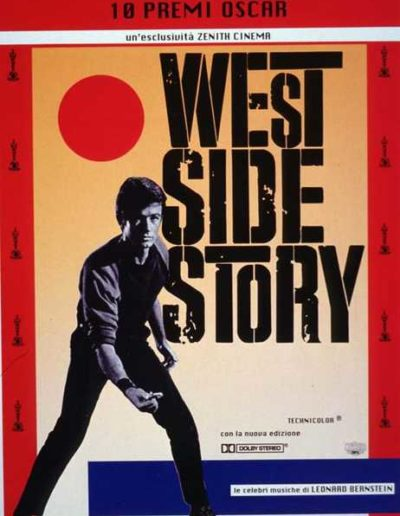 WEST SIDE STORY (Jerome Robbins, Robert Wise)