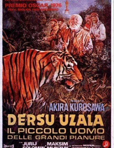 DERSU UZALA (Akira Kurosawa)