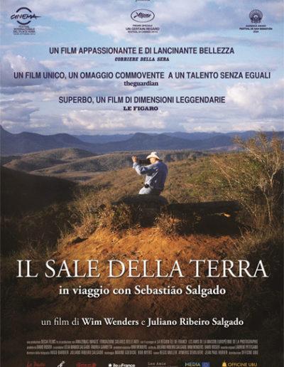 IL SALE DELLA TERRA (Wim Wenders)