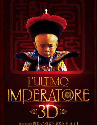 L'ULTIMO IMPERATORE (Bernardo Bertolucci)