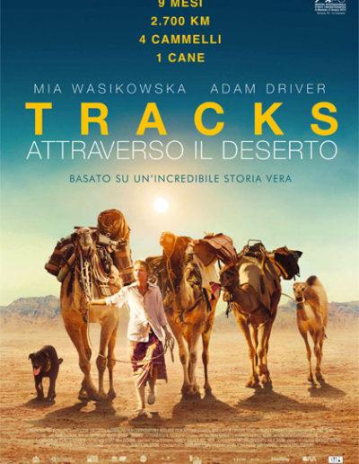 TRACKS - ATTRAVERSO IL DESERTO (John Curran)