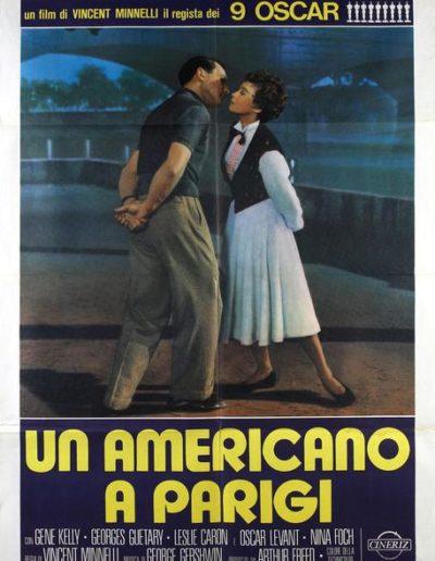 UN AMERICANO A PARIGI (Vincente Minnelli)