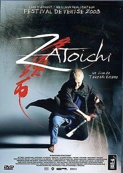 ZATOICHI (Takeshi Kitano)