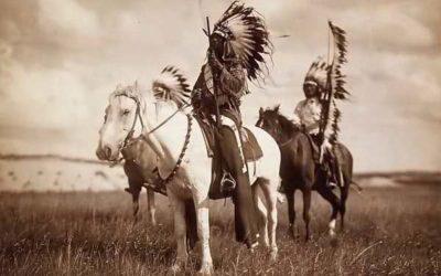 Quando ho lavorato con i Nativi Americani a Yellowstone