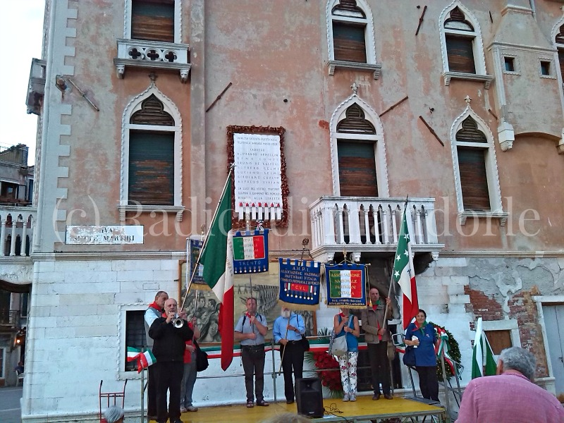 Commemorazione dell'eccidio dei Sette Martiri: Venezia continua a ricordare