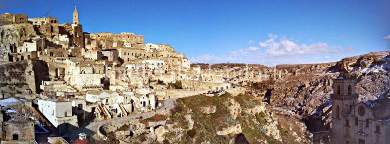 Ho passato il capodanno più freddo della mia vita a Matera