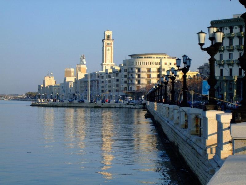 La mia passeggiata per Bari – Passeggiate blues