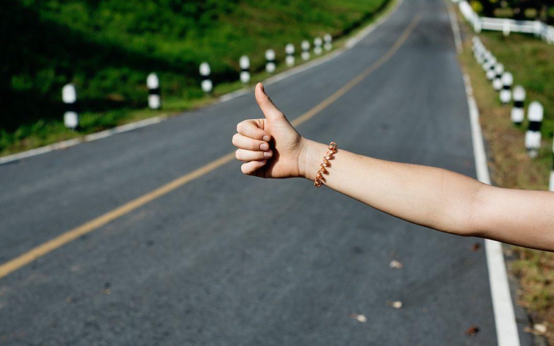 Quando ho fatto autostop negli Stati Uniti