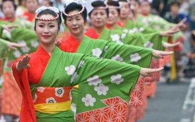 Che cos'è la festa giapponese del Jinjitsu?